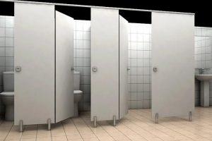 vách ngăn nhà vệ sinh